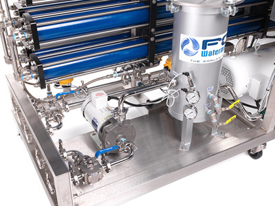 FCI Watermakers - Wine & Juice Filtration Systems Sanitary Fittings